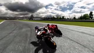 MotoGP 08 Xbox 360 Gameplay - Indianapolis Race