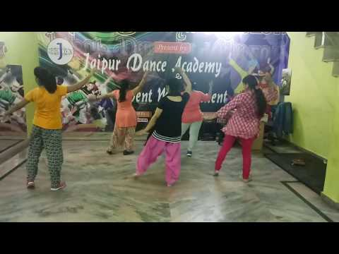 Nachde Ne Saare // Baar Baar Dekho //Song On Dance
