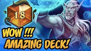 WOW, Amazing Deck! | Wild Star-Togg Druid | The Boomsday Project | Hearthstone