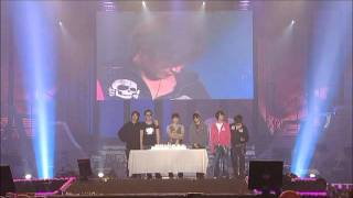 Video Shinhwa Changjo singing 'Once In A Lifetime' for Shinhwa download MP3, 3GP, MP4, WEBM, AVI, FLV Agustus 2018