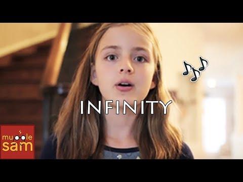 Sophia Sings For Caleb Bratayley - INFINITY by One Direction 🎵 Mugglesam