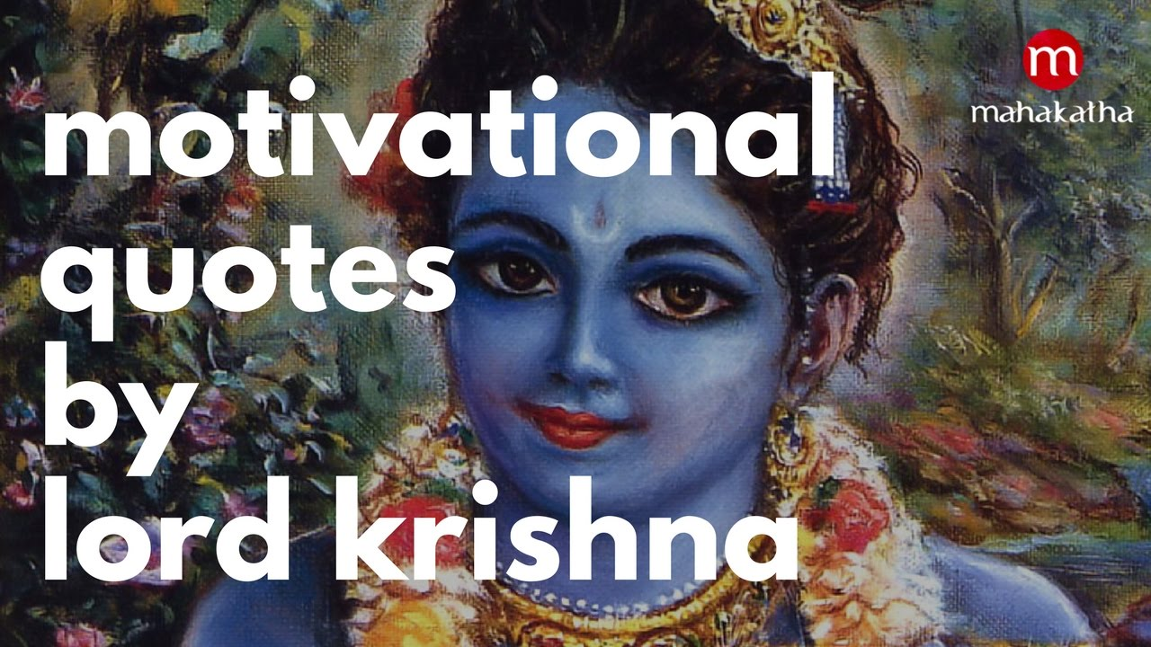 Best Sayings By Krishna This Is What You Need Today Youtube