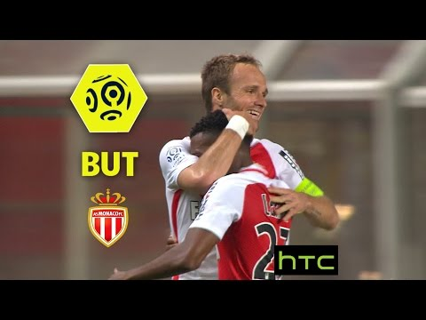 But Valère GERMAIN (90' +3) / AS Monaco - AS Saint-Etienne (2-0) / 2016-17