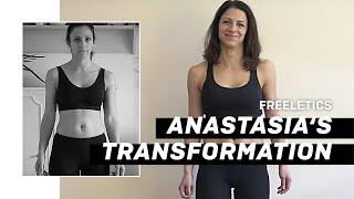 Supermum Anastasia   15 Week Freeletics Lifestyle Transformation