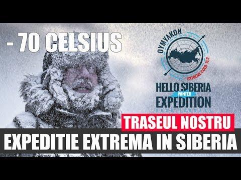 Traseul Nostru | Expeditie EXTREMA in Siberia la -70 grade cu Dacia Duster | Start 12 Decembrie 2019