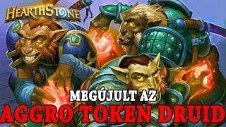 Megújult az Aggro Token Druid - Hearthstone