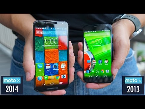 Moto X 2014 vs Moto X 2013 | Pocketnow