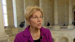 Elizabeth Warren explains why she