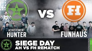 Siege Day: AH vs FH Rematch