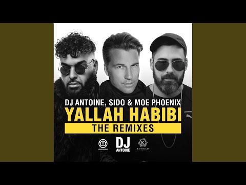 Yallah Habibi (DJ Antoine vs Mad Mark 2k18 German Extended Mix)