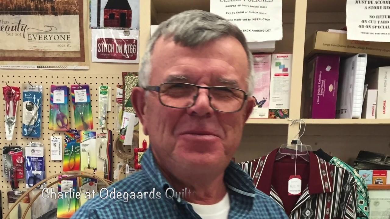 Odegaards Sewing Center Flagstaff, AZ - YouTube : quilt shops in flagstaff az - Adamdwight.com