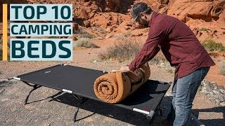 Top 10: Best Portable Camping Beds of 2020 / Best Beds, Air Mattresses for Travel, Hiking, Camping