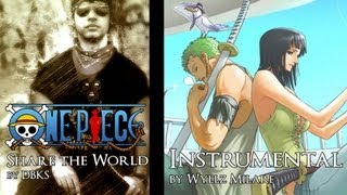 One Piece op. 11 - Share the World Instrumental by Wyllz Milare