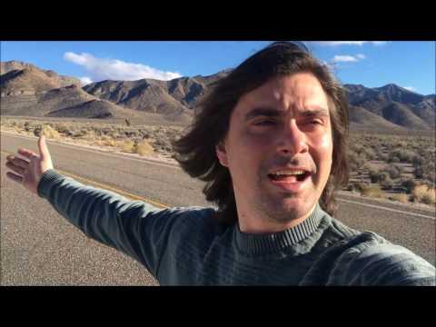 NaGringaBr: Nevada & Arizona Parte Part 2 - Area 51, aliens em Nevada - USA