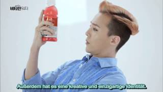 G Dragon Vitamin Water CF-