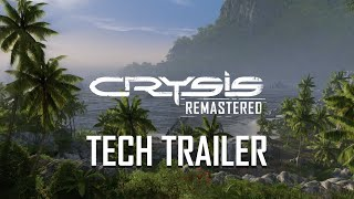 Crysis Remastered - Official 8K Tech Trailer