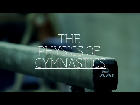 The Physics of Gymnastics