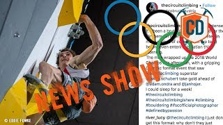 Why Does Climbing Have A Combined Format For The Olympics?| | Climbing Daily Ep.1252