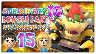 Let's Play MARIO PARTY 10 Part 15: Meisterlicher Bowser mit Heimvorteil