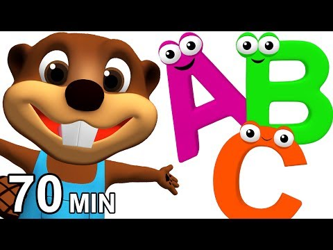 Ba Talk  ABC Songs for Children, Learn Alphabet for Kids, Sing Letters & Phonics, ESL Teacher