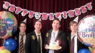 Happy Birthday Megan (Birthday Song!)