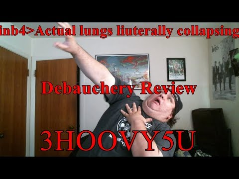 Rage of The BloodBeast (Debauchery) Review