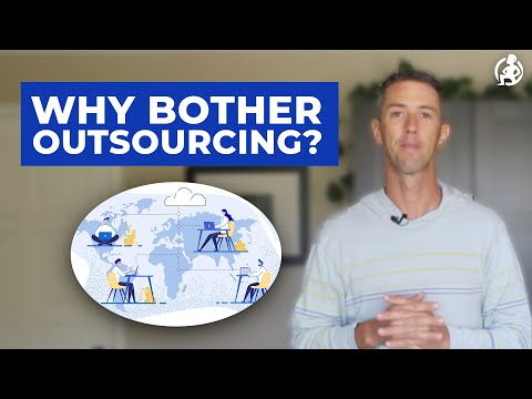 Why Do Companies Outsource Jobs - Practical Advice