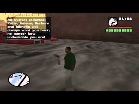 GTA San Andreas How To Skip Side Missions