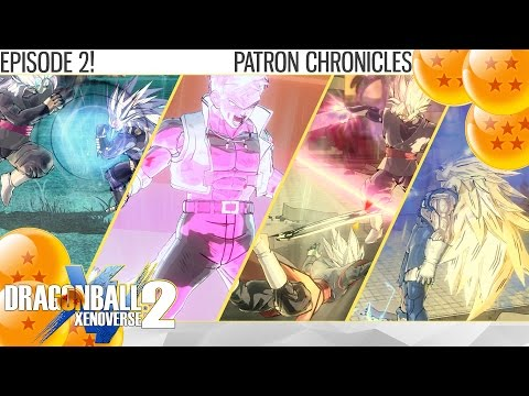 (2K) Dragon Ball Xenoverse 2 - The True God of Universe 7! (Patron Chronicles)