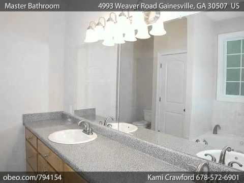 4993 Weaver Road Gainesville GA 30507 - Kami Crawford - The Norton Agency - Obeo Virtual Tour 794154