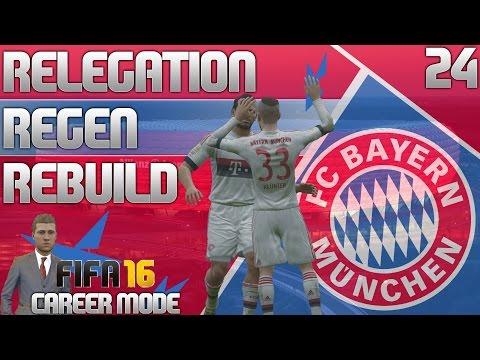 FIFA 16 Bayern Munich Career Mode - RRR - E24