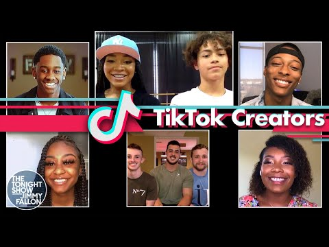 TikTok-Creators-Break-Down-and-Perform-Their-Viral-Dances-The-Tonight-Show-Starring-Jimmy-Fallon