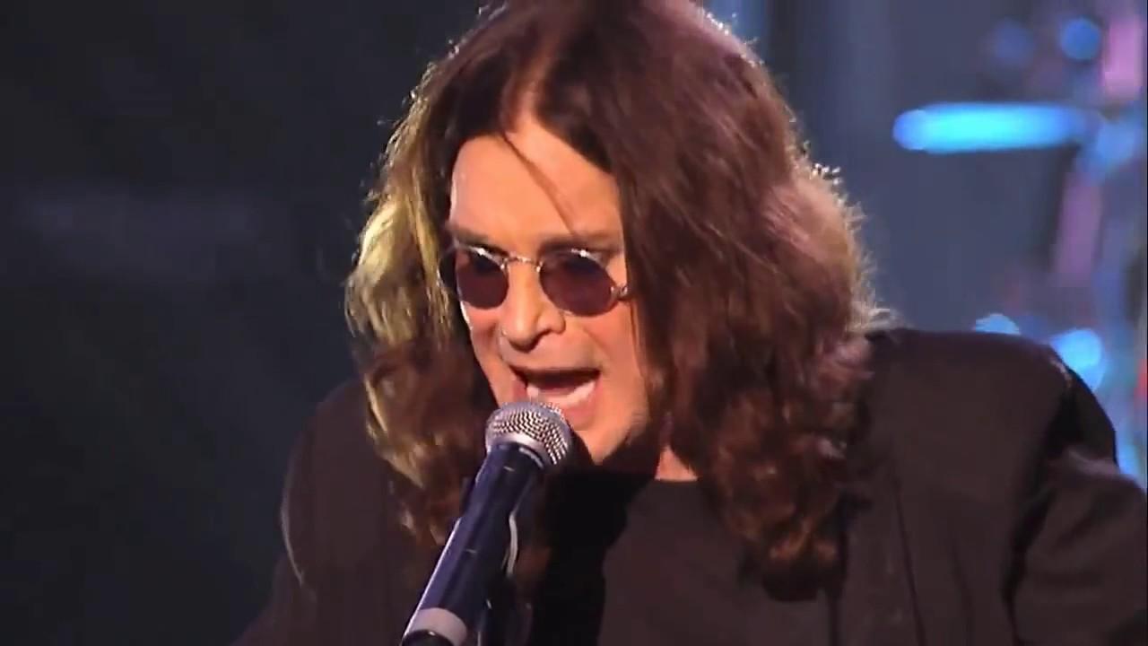 Ozzy Osbourne Shot In The Dark Live Youtube