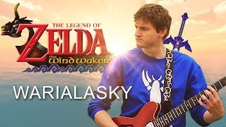 Ballad of the Wind Waker (Zelda Cover)