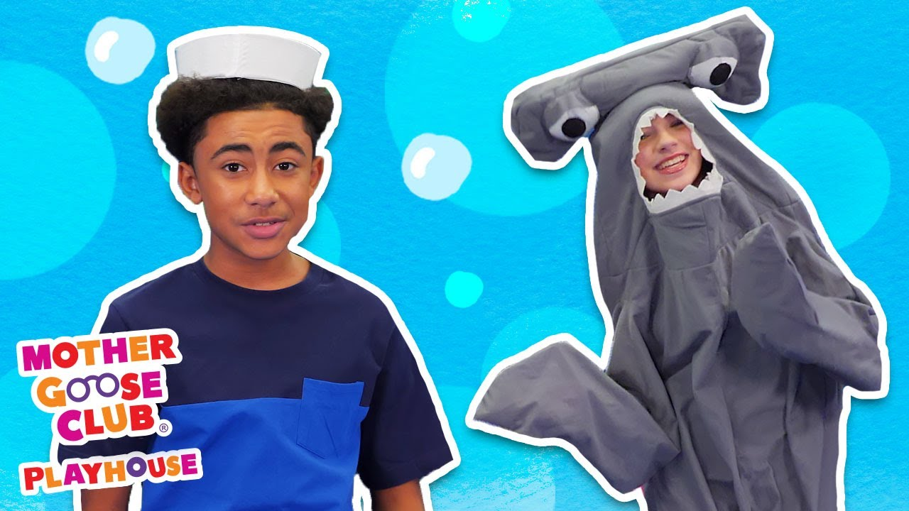 A Sailor Went to Sea + More | Mother Goose Club Playhouse Songs & Rhymes