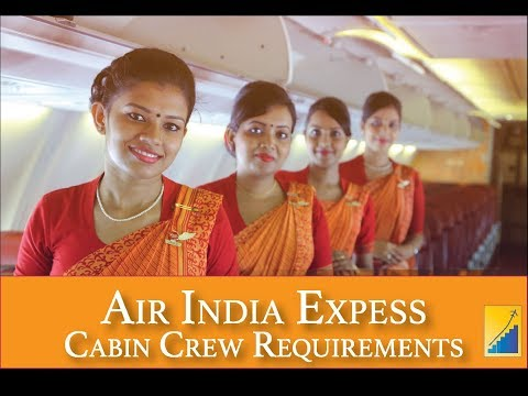 Air India Express - Air Hostess Job Walk In Interview Requirements