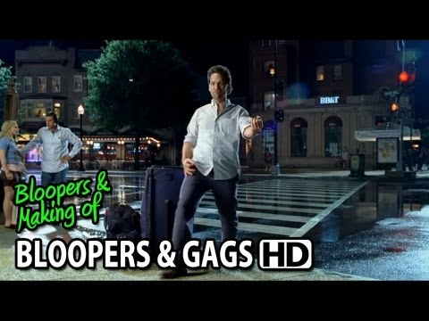 How Do You Know (2010) Bloopers Outtakes Gag Reel