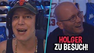 Holger LIVE im Stream 😂 Marken-Badelatschen Shopping! 😱 | MontanaBlack Highlights