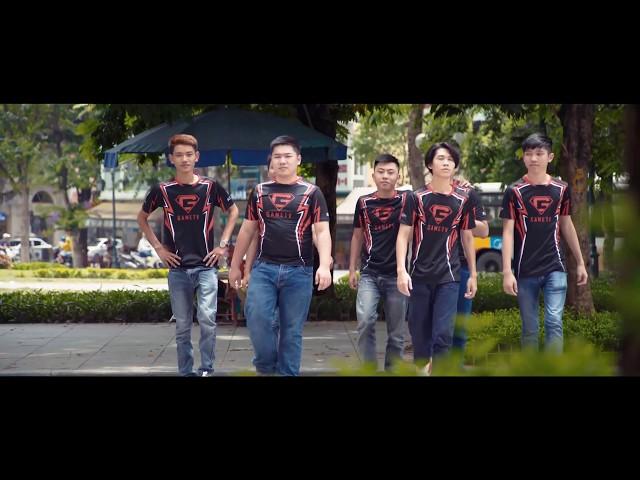 Road to Glory - Việt Nam - Đội tuyển GameTV - Garena Liên Quân Mobile