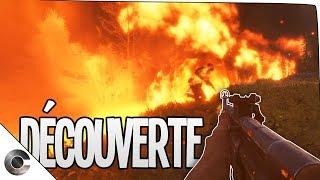 Le nouveau Battle Royale : BATTLEFIELD V FIRESTORM Gameplay !