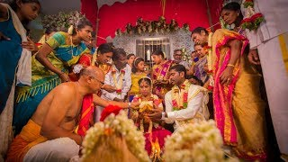 Sudhinder & Suganya's  Wedding Highlights
