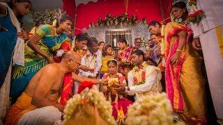 Sudhinder & Suganya's  Wedding Highlights