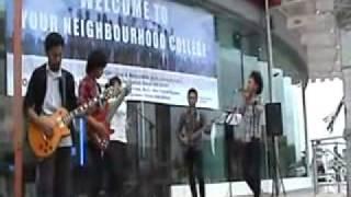 Madah berhelah cover - Cosmopoint KK Music Club feat. Man Inflakasta