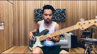 YouTube動画:Erykah Badu All Night Bass Cover