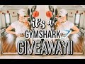 GYMSHARK GIFTCARD GIVEAWAY ( watch before the sale on Monday) + KILLER LEG DAY