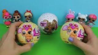 LOL Sürpriz Pets ULTRA Rare Altın Topu Buldum! | 3. Seri Lol Sürpriz Yumurta!! | Bidünya Oyuncak