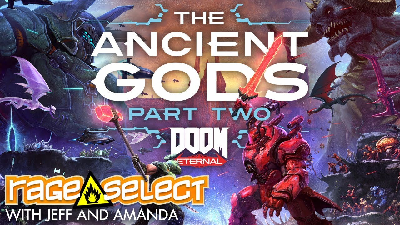 DOOM Eternal: The Ancient Gods - Part Two (The Dojo) Let's Play