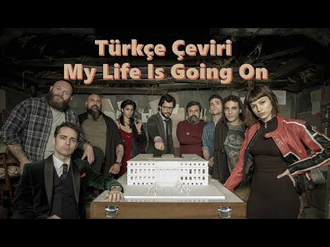 Cecilia Krull - My Life Is Going On Türkçe Çeviri  Lyric
