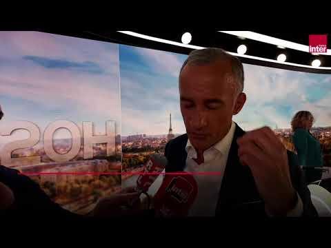 Découvrez le nouveau plateau des JT de TF1