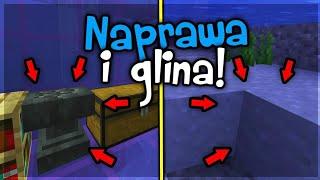 NAPRAWA I GLINA - PO PROSTU MINKRUFT #104 [SEZON 2]